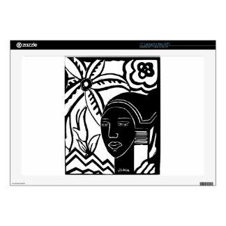 "African Phantasy 17"" Laptop Decal"