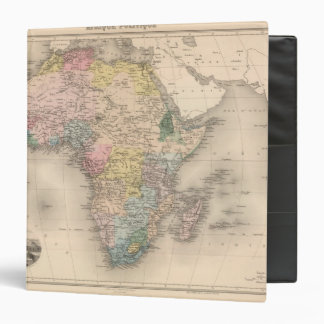 African Politics 3 Ring Binder