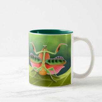 African Praying Mantis Mug