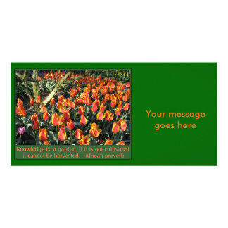 African Proverb Card
