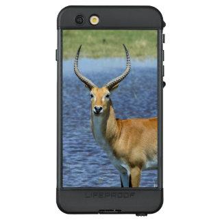 African Puku Antelope LifeProof NÜÜD iPhone 6s Plus Case
