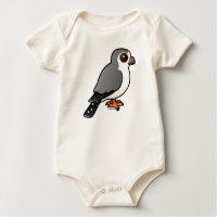 African Pygmy Falcon Infant Organic Creeper