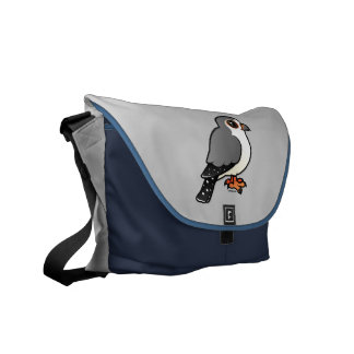 African Pygmy Falcon Courier Bag
