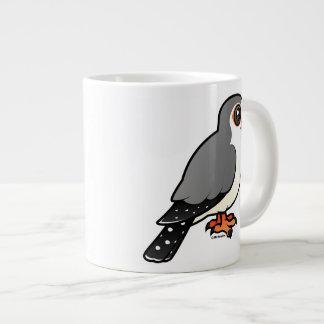 African Pygmy Falcon Giant Coffee Mug