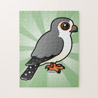 African Pygmy Falcon Jigsaw Puzzle