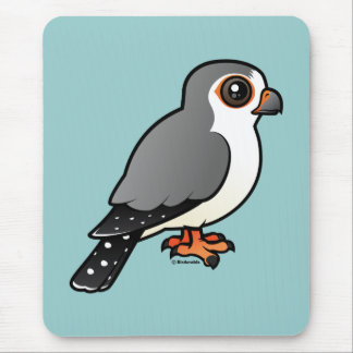 African Pygmy Falcon Mouse Pad