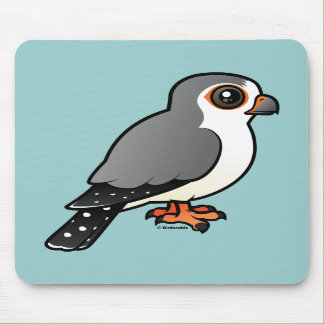 African Pygmy Falcon Mouse Pads