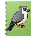 African Pygmy Falcon Spiral Note Books
