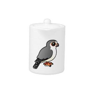 African Pygmy Falcon Teapot