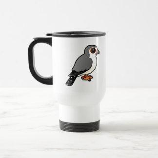 African Pygmy Falcon Travel Mug