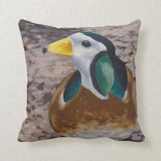 African Pygmy Goose Pillow
