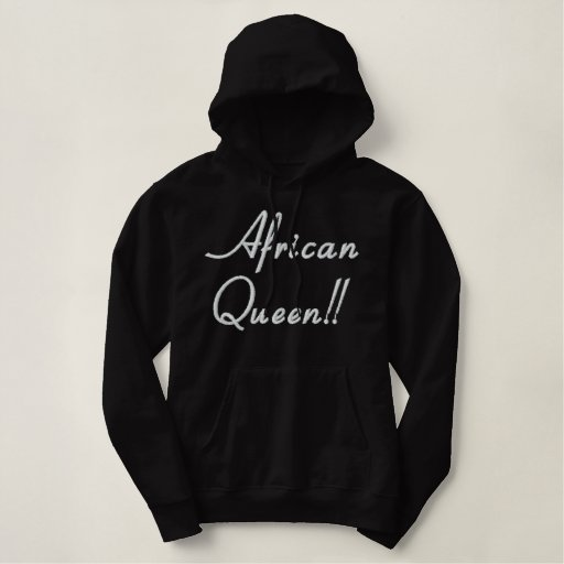 African Queen!!! Hoodies