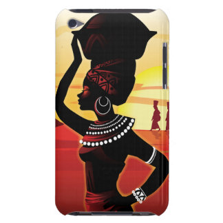 African Queen iPod Touch 4G Case iPod Touch Cases