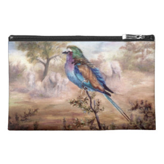 African Roller Travel Accessories Bag