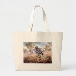African Roller Tote Bag
