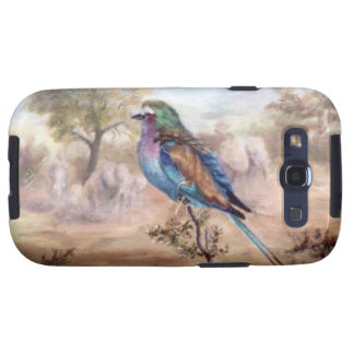 African Roller Galaxy SIII Covers