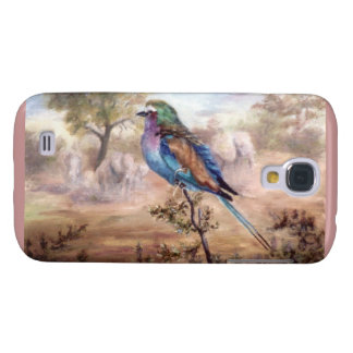African Roller Samsung Galaxy S4 Covers