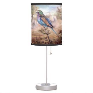 African Roller Desk Lamps
