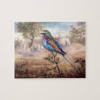 African Roller Puzzles