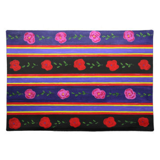 African Rose Placemat