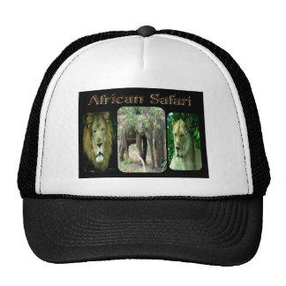 African Safari Trucker Hat
