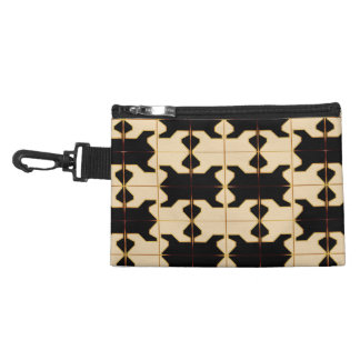 African Shield Accessory Bag