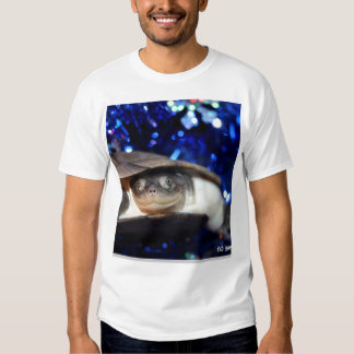 African Sideneck Turtle Looking at camera T-shirt