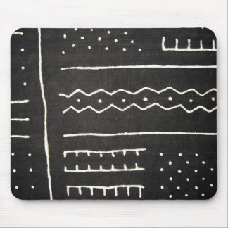 African Style Design Mouse Pad
