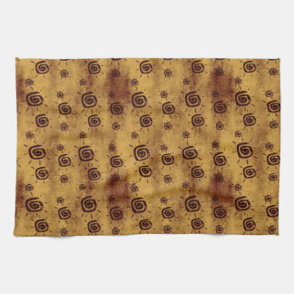 African Sun Hand Towels