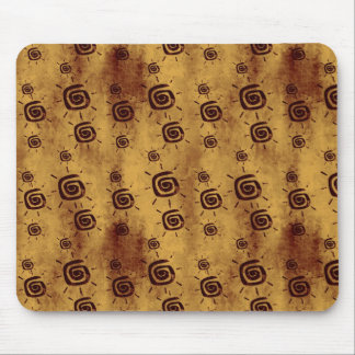 African Sun Mouse Pad