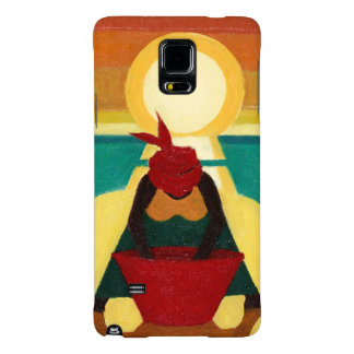 African Sunset 2009 Galaxy Note 4 Case