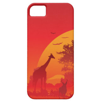 African Sunset #2 iPhone SE/5/5s Case