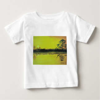 African Sunset Baby T-Shirt