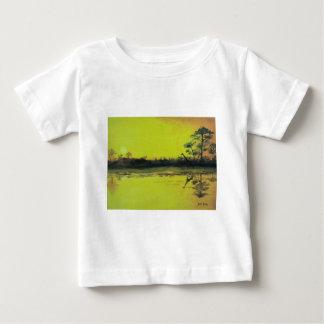 African Sunset Baby T-Shirt
