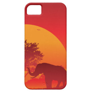 African Sunset iPhone SE/5/5s Case
