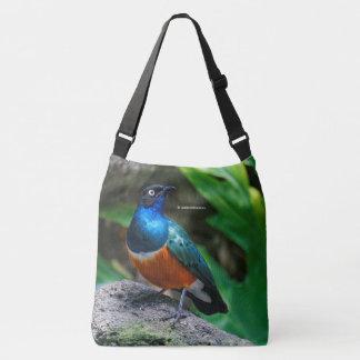 African Superb Starling Crossbody Bag