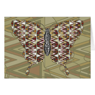 African Swallowtail Card