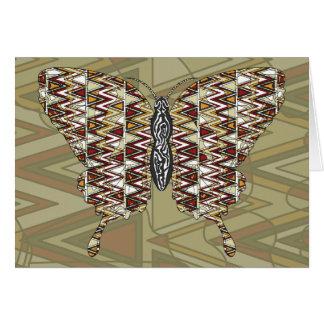African Swallowtail Card