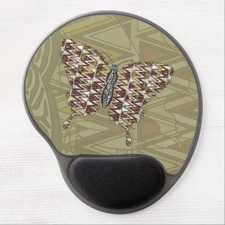African Swallowtail Gel Mousepad