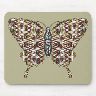 African Swallowtail Mousepad