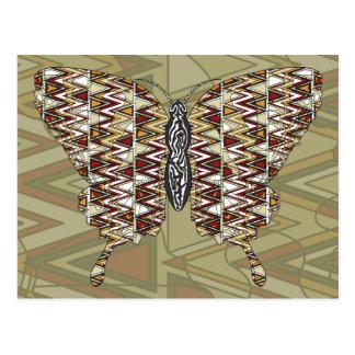 African Swallowtail Postcard