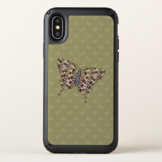 African Swallowtail Speck Phone Case