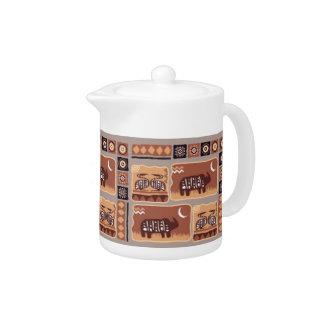 African Teapot