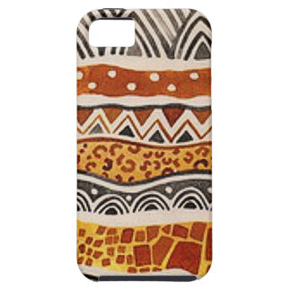 AFRICAN TEXTILE iPhone SE/5/5s CASE