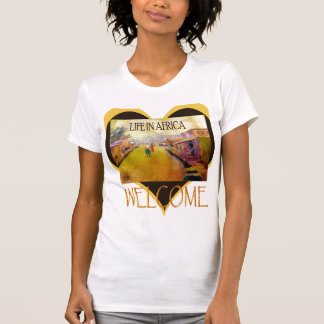 AFRICAN THE MOTHERLAND(Mojisola  Gbadamosi Okubule T-Shirt