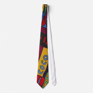 African tissue fabric tie