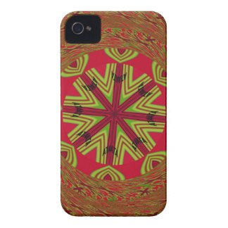 African Traditional Design iPhone 4 Cases