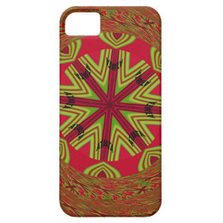 African Traditional Design iPhone SE/5/5s Case