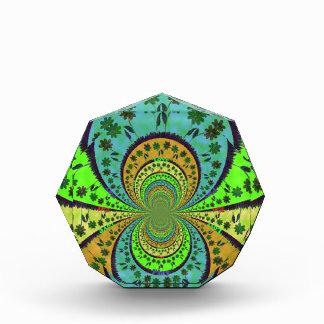 African Traditional Hakuna Matata Colors.png Acrylic Award