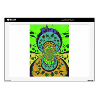 African Traditional Hakuna Matata Colors.png Decal For Laptop